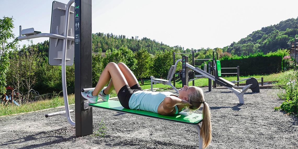 <p>Una gamma completa per l&#8217;allenamento aerobico e muscolare</p>